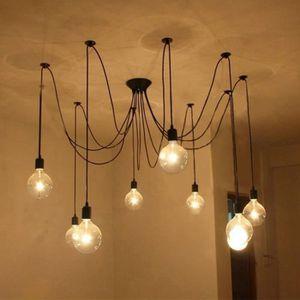luminaire pour loft achat vente luminaire pour loft pas cher cdiscount. Black Bedroom Furniture Sets. Home Design Ideas