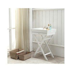 petit table pliante achat vente petit table pliante pas cher soldes cdiscount. Black Bedroom Furniture Sets. Home Design Ideas