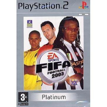 JEUX PS2 FIFA FOOTBALL 2003