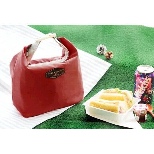 sac d jeuner fourre tout isolant pour pique nique de voyage achat vente sac de voyage. Black Bedroom Furniture Sets. Home Design Ideas