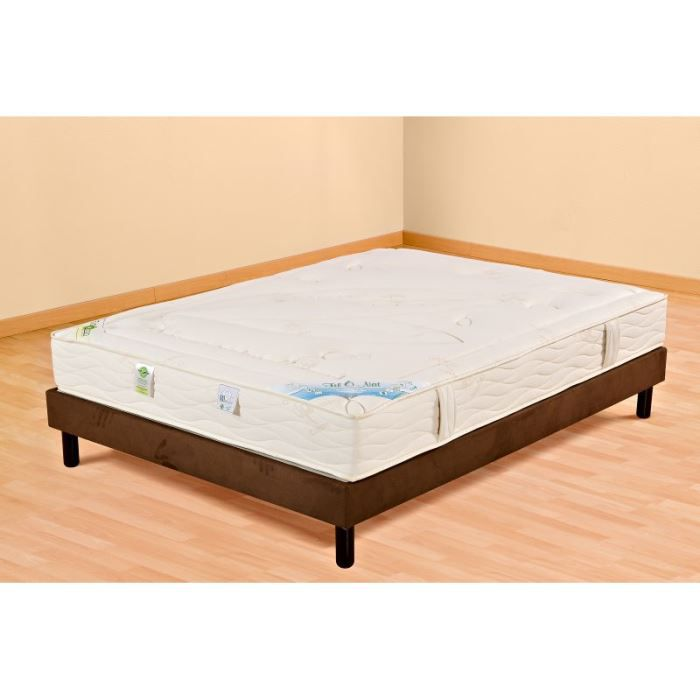 matelas mousse memoire de forme 160x200 achat vente matelas cdiscount. Black Bedroom Furniture Sets. Home Design Ideas