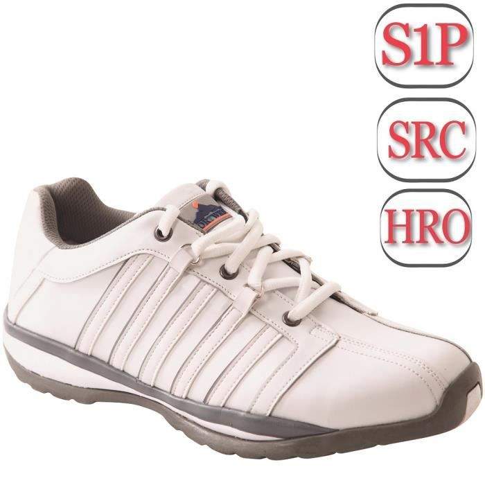 Chaussure de securite blanche achat vente chaussure de securite blanche pas cher cdiscount - Chaussure de securite blanche ...