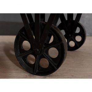 table basse avec roues achat vente table basse avec roues pas cher les soldes sur. Black Bedroom Furniture Sets. Home Design Ideas