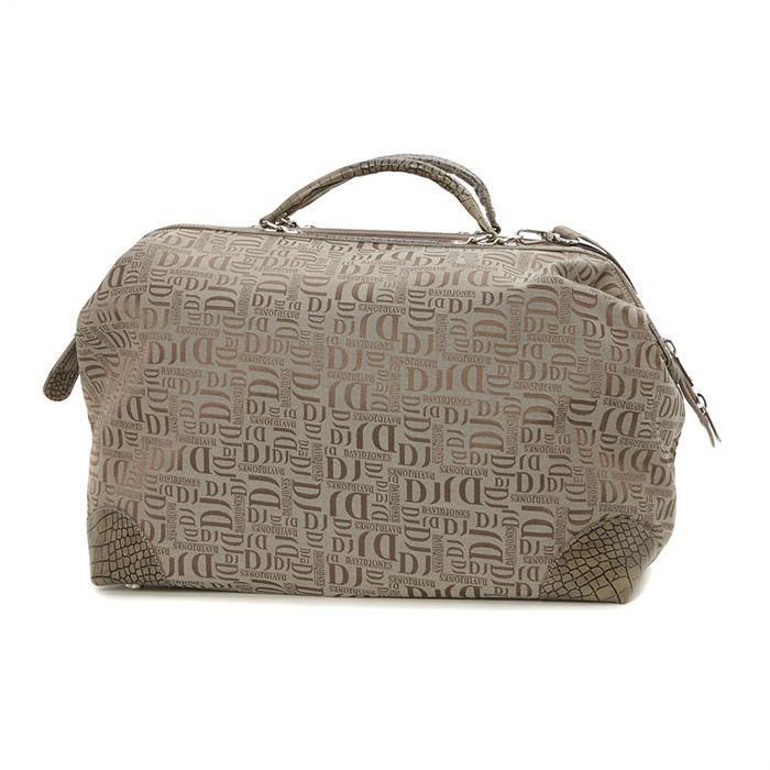 david jones sac de voyage 48h femme achat vente sac main david jones sac voyage femme. Black Bedroom Furniture Sets. Home Design Ideas