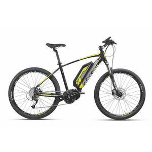 MONTANA Vélo Electrique E-VTT E-Urano 27,5 Acera 9 Vitesses 11,6 Ah-417 Wh Homme