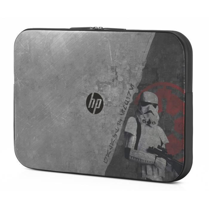 Housse hp star wars special edition 15 6 prix pas cher cdiscount - Funda para laptop ...