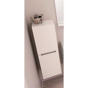 colonne de salle de bain 30 cm achat vente colonne de salle de bain 30 cm pas cher cdiscount. Black Bedroom Furniture Sets. Home Design Ideas