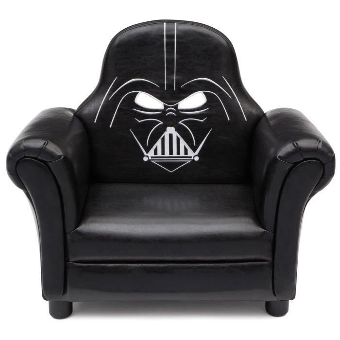 fauteuil enfant noir achat vente fauteuil enfant noir pas cher cdiscount. Black Bedroom Furniture Sets. Home Design Ideas
