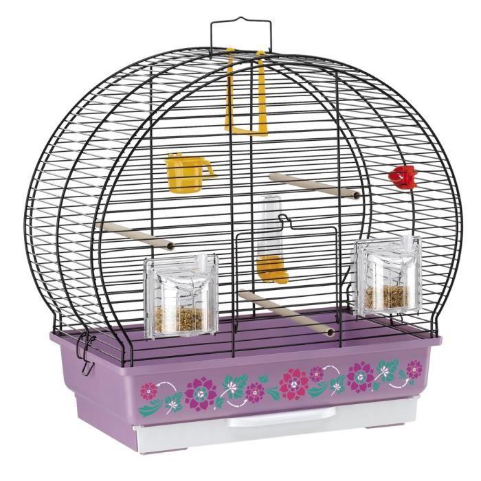 luna 2 decor cage pour oiseaux achat vente voli re cage oiseau cage pour oiseaux cdiscount. Black Bedroom Furniture Sets. Home Design Ideas