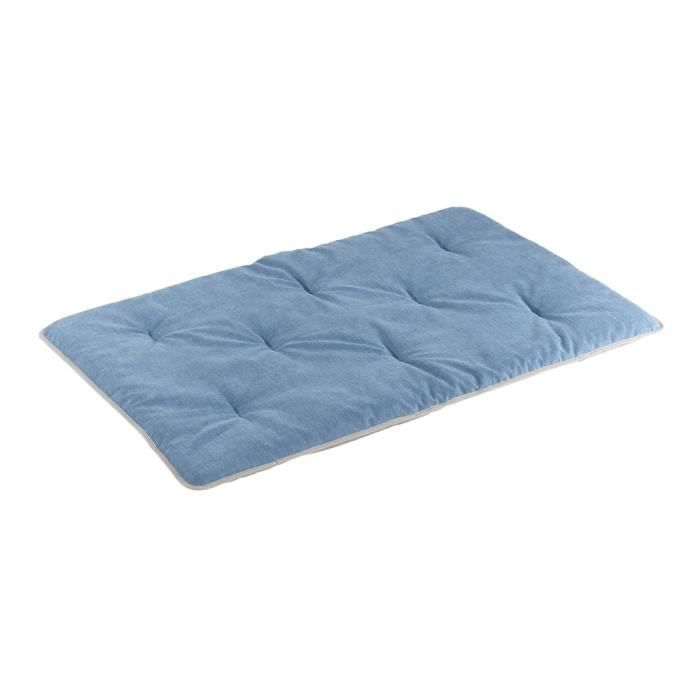 fluffy 95 matelas pour chien et chat 95 x 60 cm bleu achat vente corbeille coussin matelas. Black Bedroom Furniture Sets. Home Design Ideas