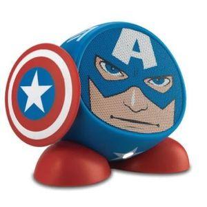 IHOME - Vi-B66CA.FX - Enceinte BT - Captain America - Marvel