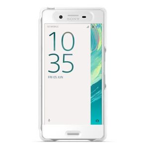 Sony Style Cover Touch Blanc pour Xperia X
