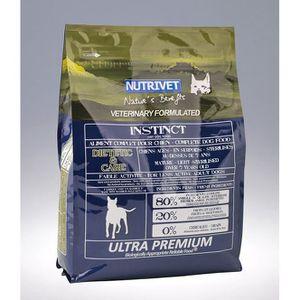 INSTINCT DIETETIC & CARE Croquettes chien 0% céréale stérilisé, sénior,surpoids 3 kg