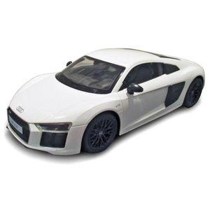 MONDO Voiture télécommandée Audi R8 1:14 Blanche