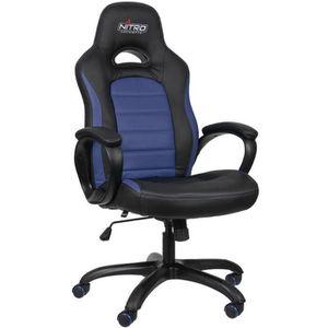 Les fauteuils C80 Gaming combinent une assise confortable et cosy avec une aération améliorée et une grande quantité de réglages ergonomiques assurant tout autant un look moderne. Dérivés de la série Carbone au design racing sportif confirmé par un rev?te