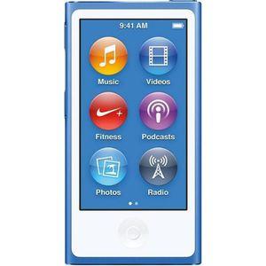 NEW APPLE iPod Nano 16Go Blue