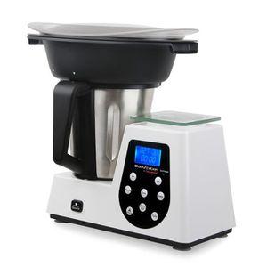 TECHWOOD - Robot Cuiseur Multifonction CookStation CS-7