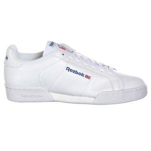 REEBOK Baskets NPC II Cuir Chaussures Homme