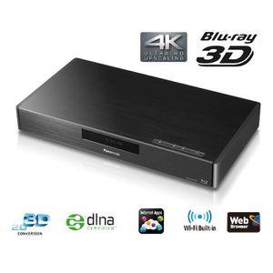 PANASONIC DMP-BDT700 Platine Lecteur Blu-Ray 3D Audio HiFiste