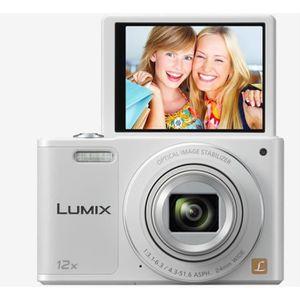 PANASONIC SZ10 blanc - CCD 16 Mégapixels Appareil photo numérique Compact