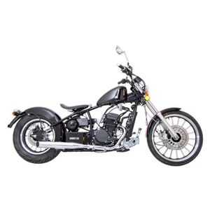 REGAL RAPTOR Moto Bobber 350 Noire