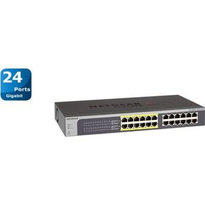Netgear Switch PoE configurable ProSAFE Plus