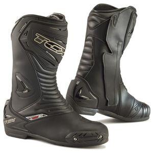 TCX S-Sportour Evo Paire de Bottes Moto Waterproof Noires