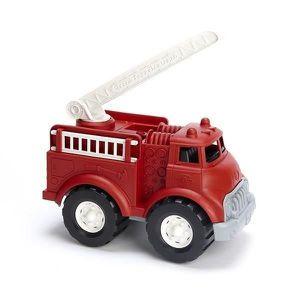 Le camion pompier Green Toys