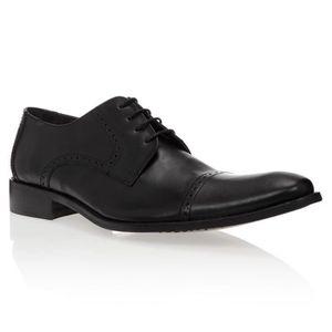 J. BRADFORD Richelieu Cuir Greg Chaussures Homme