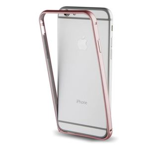 Muvit Bumper Rose Or pour Apple iPhone 7