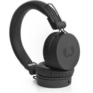 FRESH 'N REBEL CAPS Casque Audio Gris foncé