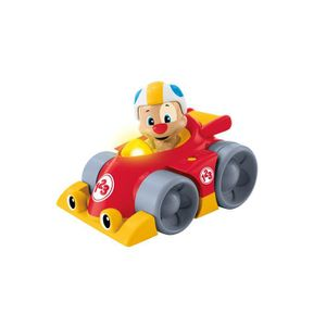 FISHER-PRICE Véhicule press N'Go Puppy