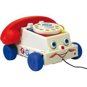 FISHER PRICE `Classic` Téléphone Tirer