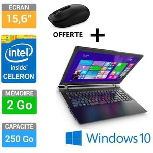 lenovo ideapad 100 15 cat gorie pc portable. Black Bedroom Furniture Sets. Home Design Ideas