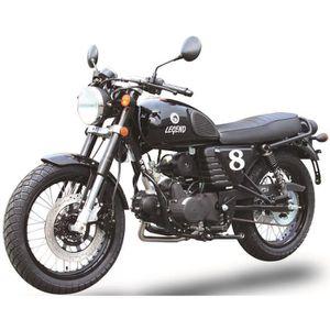 EUROCKA Moto CKA LEGEND 50 cc 4T Noir
