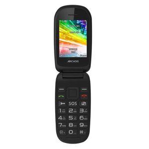 Archos Flip Phone 2 Noir Senior