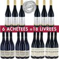 6 = 18 Pack Rhône Médaillés
