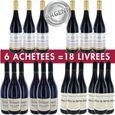 6 = 18 Pack Rhône Médaillés