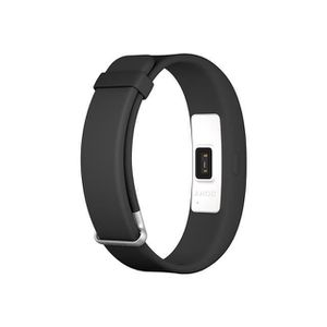 Sony SmartBand 2 Traqueur d`activité avec un capteur de fréquence cardiaque Noir New