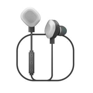Wiko écouteurs Bluetooth Wishake avec micro Noir/argent
