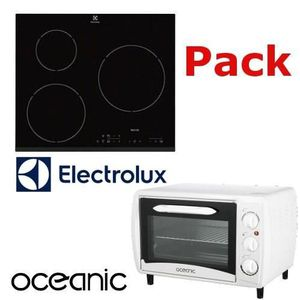ELECTROLUX Pack Cuisson : plaques + mini four