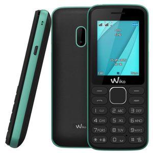 Wiko Lubi 4 Noir Vert