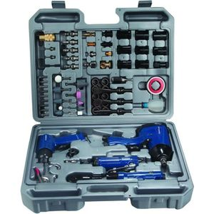HYUNDAI Kit outils pneumatiques 71 pi?ces pour compresseur