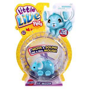 LITTLE LIVE PETS Souris Interactive Pipelette