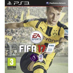FIFA 17 - Jeu PS3