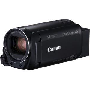 Camescope numérique - Full HD 1080p - Partage des vidéos en WiFi - Processeur DIGIC DV 4 - Mémoire intégrée de 16 Go - Touche Décoration - Filtres cinéma - Mode Bébé avancé - Commandes sur écran tactile pour cadrer et déclencher - Zoom avancé 57x - Batter