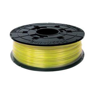 XYZ Printing Consommable 3D Filaments PLA Da Vinci Junior Jaune clair 600g