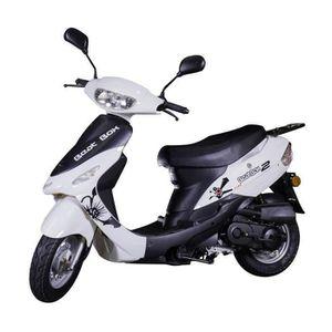 Scooter 50cc Beat Box Gris Foncé CY50T-6