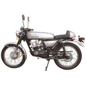 EUROCKA Moto CKA RACER 50 CC 4 T Thermique Gris