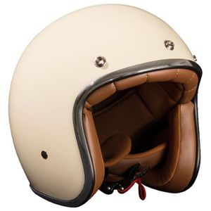 STORMER Pearl Casque Jet Cr?me